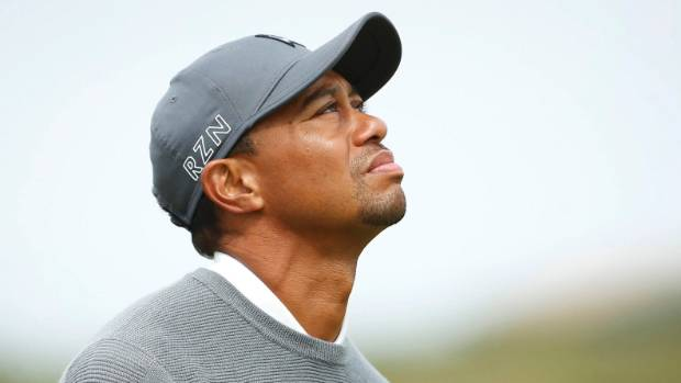 Golfing superstar Tiger Woods continues to be plagued by major back problems.