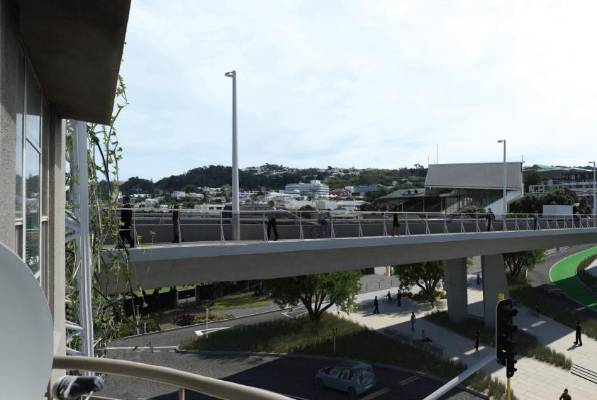 Basin reserve flyover project killed off by the high court for 20 kent terrace wellington