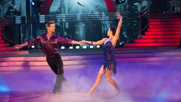 Simon Barnett and Vanessa Cole have become close friends during their time on Dancing with the Stars.