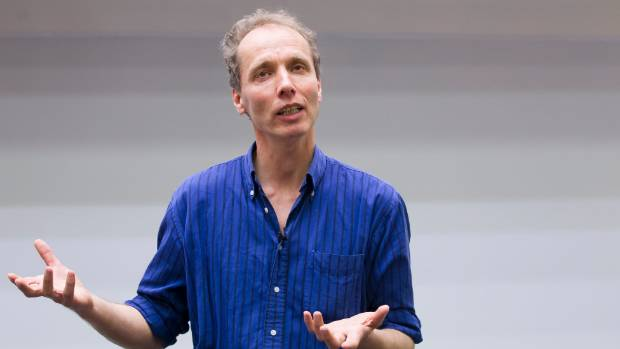 Nicky Hager was not home, but his daughter was, when police searched his house in 2014.