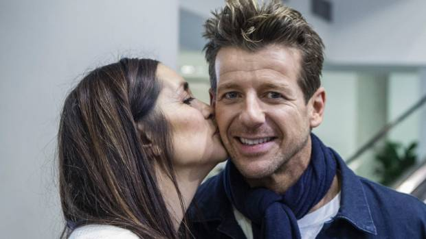 Jodi Barnett says she is looking forward to dancing more with her husband, More FM radio host Simon Barnett, after he ...