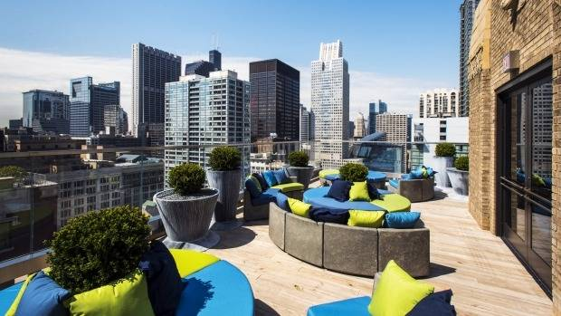 Virgin hotel chicago review endearing quirks and cool for Funky hotels chicago