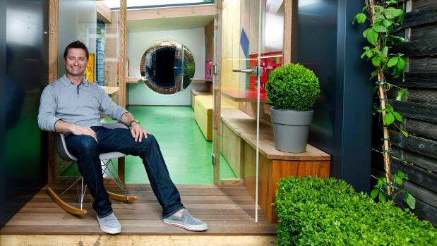 George clarke on creating small spaces with the wow factor - George small spaces collection ...