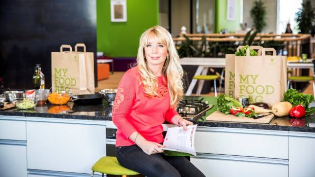 Cecilia Robinson won the 2013 EY Young Entrepreneur of the Year award in the same year she launched My Food Bag.