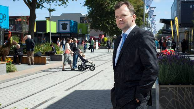 Investment banker Tim Howe says clashes between the Government and city council was enough to put off outside investors.