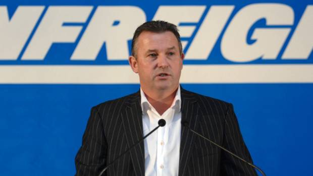 Mainfreight managing director Don Braid says its IT systems were safe but it was struggling to communicate with shipping ...