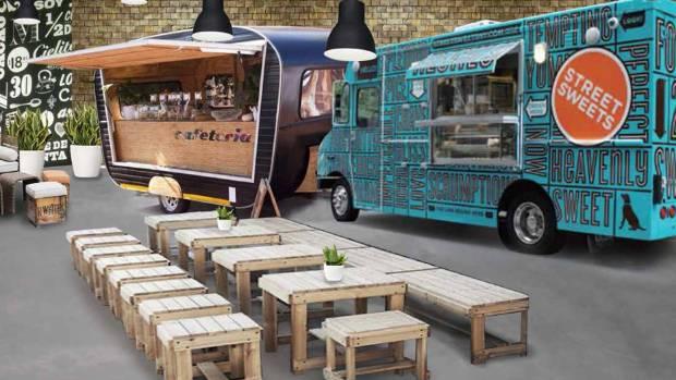 Food Trucks To Forward