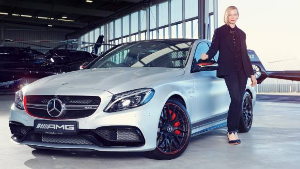 Kate Sylvester and Mercedes-Benz have joined forces for New Zealand's premiere fashion event this year.