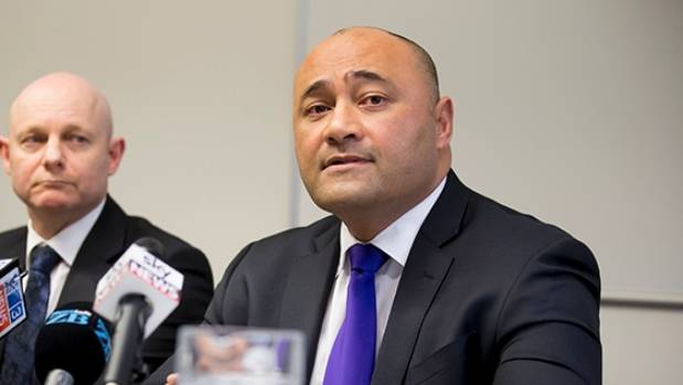 Corrections Minister Sam Lotu-Iiga, who announced the Government was taking over privately run Mt Eden prison in July, ...