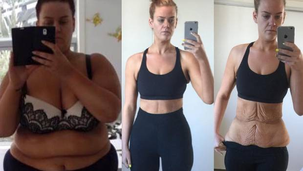 Simone Anderson Tracked Her Hard Work And Fitness Progress Online Then People Started Calling