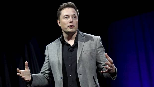 Tesla Motors founder and CEO Elon Musk fears the rise of autonomous killing machines.