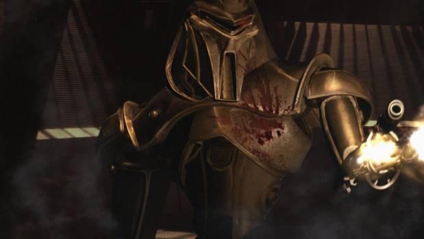 Will killer robots ultimately rebel like the Cylons in Battlestar Galactica?