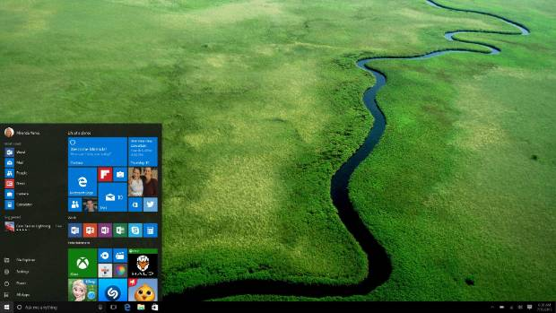 Windows 10 will bring the Start Menu back.