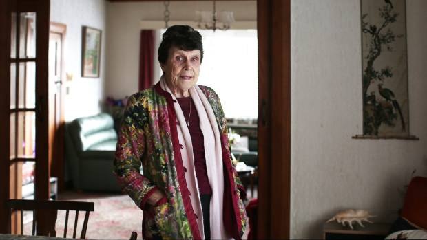 "Dame Margaret Sparrow: ""Only the woman in that situation knows whether she can bring up that child."""