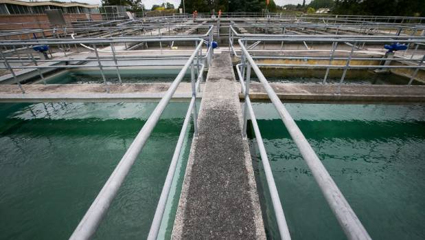 The three councils involved have already talked about an council-controlled organisation which would own water assets ...
