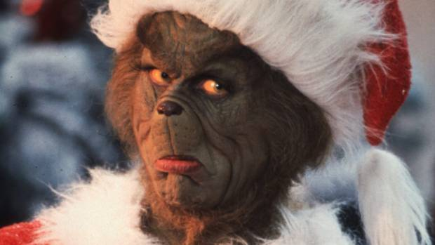 Trying to control your inner Grinch this Christmas? There's nothing wrong with faking it for the kids' sake.