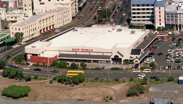 New World Wellington City, in Wakefield St, will be banned from selling alcohol for five days in August after selling to ...