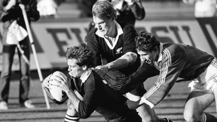 History Of The Rugby World Cup 1987 Kirwan Kirk And The Magic Of A Home Win Stuff Co Nz