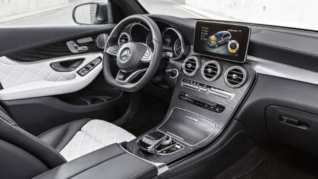 OFFICIAL - Mercedes-Benz GLC Coupé | Page 3 | GermanCarForum