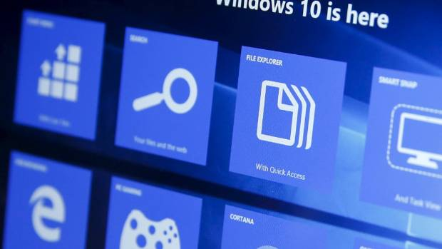 Windows 10 has won mostly positive reviews for its user-friendly and feature-packed interface.