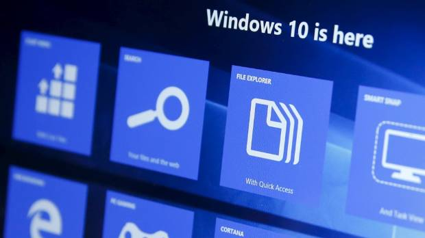 A couple of surprises have been found under the bonnet of Microsoft's latest operating system.