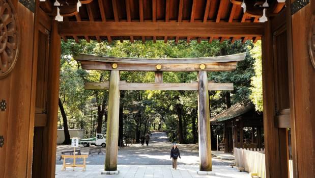 Meiji-jingu is Tokyo's grandest Shinto shrine.