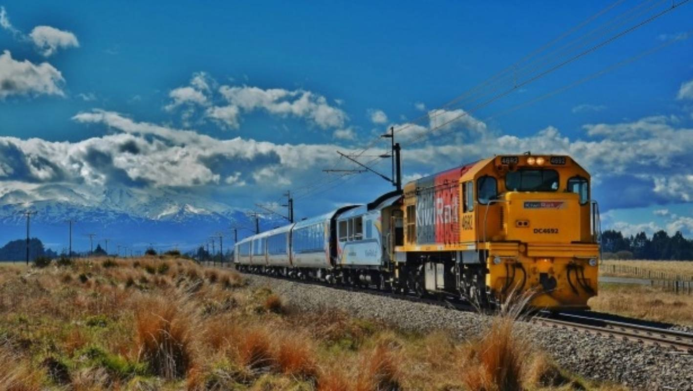 The Northern Explorer: A romantic train trip from Auckland ...