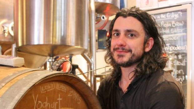 Fork Brewing's Kelly Ryan will have a rotating selection of beers on offer, in an attempt to show off as many of his ...