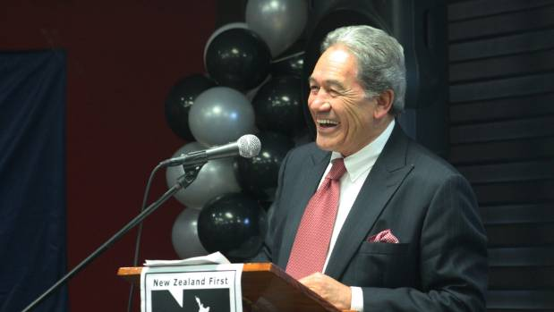 "NZ First leader Winston Peters says John Key needs to stop talking ""blatant untruths''."