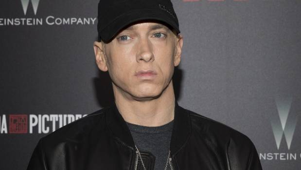 Eminem sues New Zealand political party for copyright of Lose Yourself