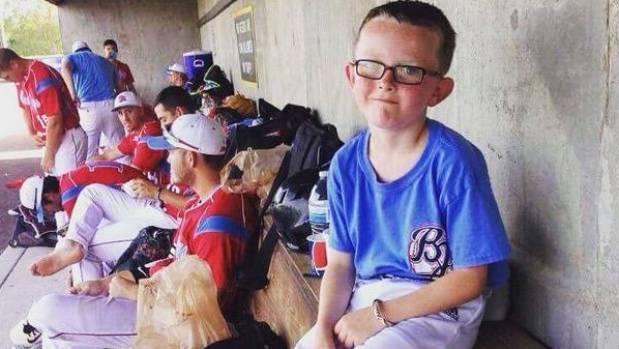 Baseball Team To Honour Bat Boy Kaiser Carlile 9 Killed