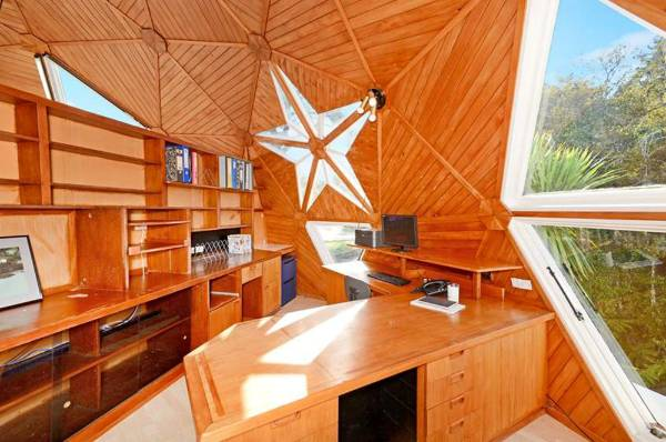 custom furniture auckland unique home. The Furniture Inside Had To Be Custom Built Fit Around Shape Of Floors Auckland Unique Home E