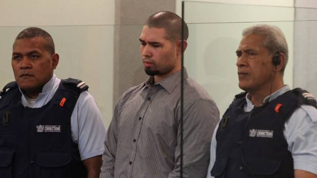 Tony Robertson appears for sentencing over the murder of Blessie Gotingco.
