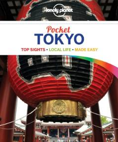 Lonely Planet Pocket Tokyo (5th Edition) by Rebecca Milner © Lonely Planet 2015.  Published this month, RRP: NZ$22.99.