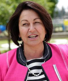 Minister of Education Hekia Parata was in the south on Thursday.