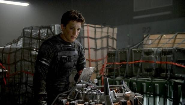 Even acting talent like Miles Teller can't save Fantastic Four.
