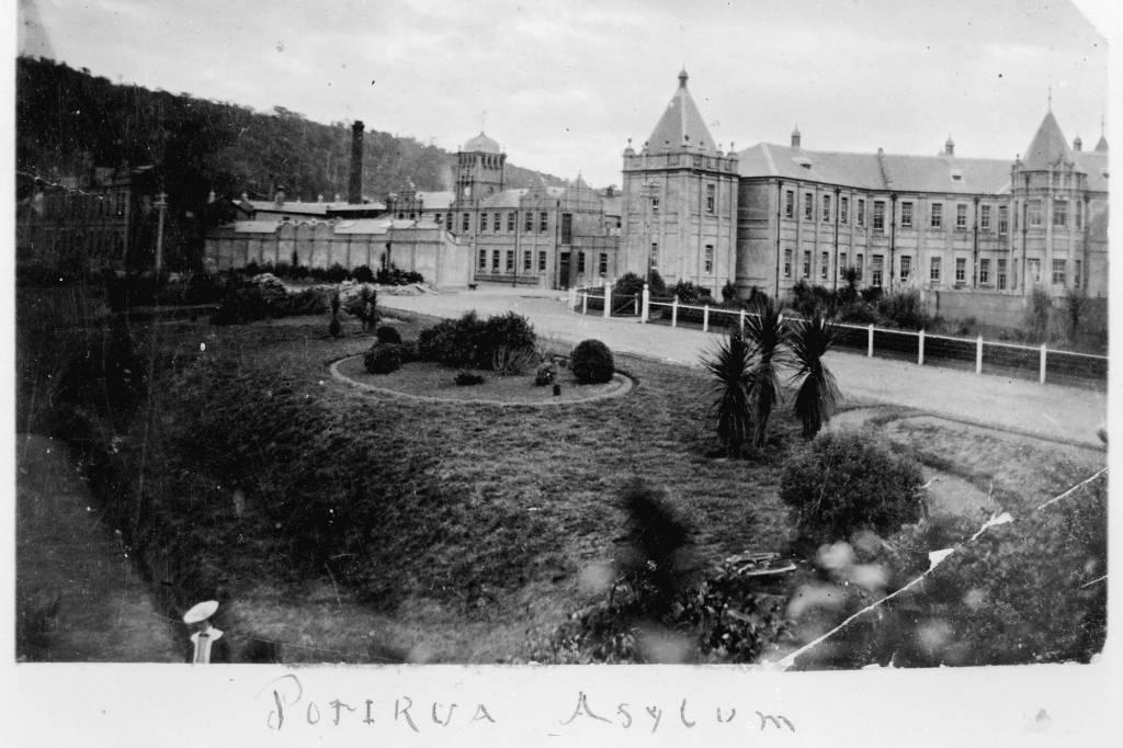 Porirua Asylum - Porirua Mental Hospital