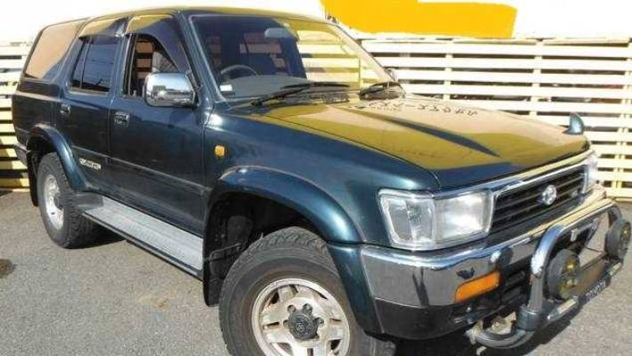 Police Rammed By Stolen Toyota Hilux In Murupara Stuff Co Nz