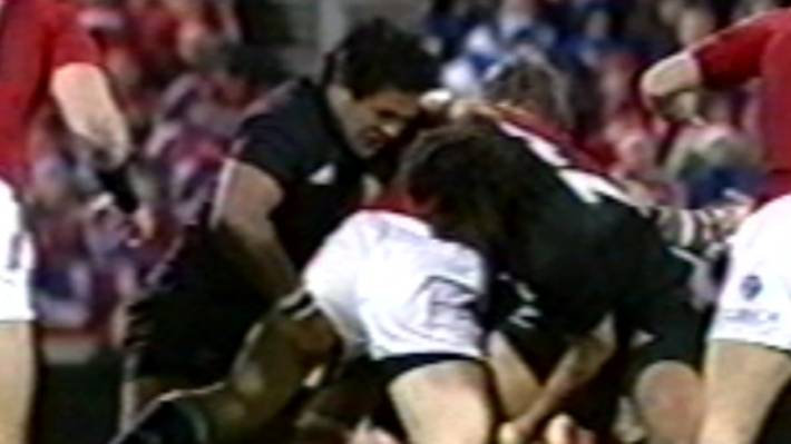The television pictures presented to back up claims Keven Mealamu and Tana Umaga attacked Brian Driscoll causing shoulder dislocation during the All Blacks 21-3 victory in the first 2005 test against lions British and Irish.