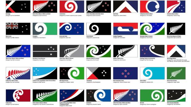 These flags have been selected by the flag consideration panel as part of the design review process.