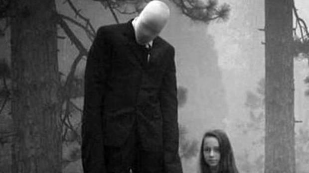 Online horror character Slender Man