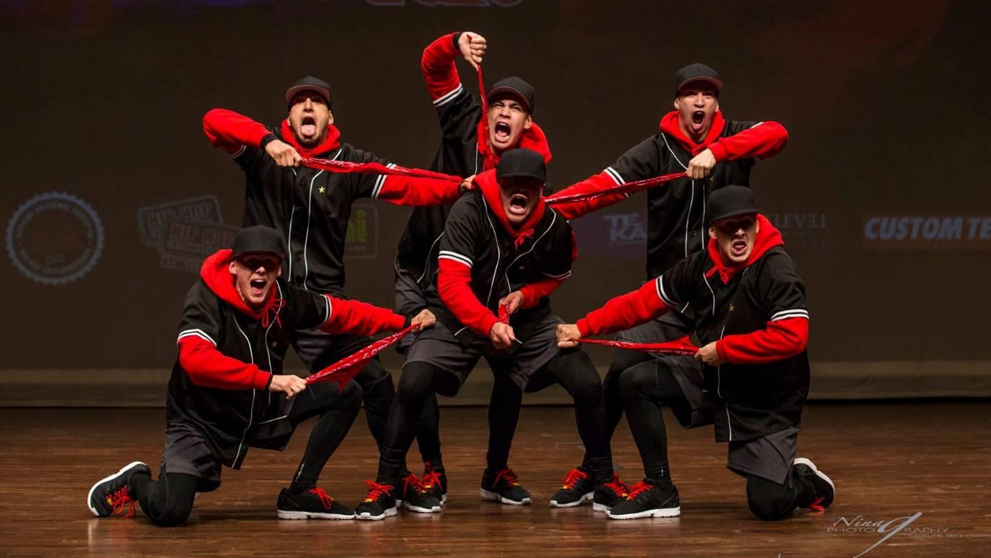 New Zealand Hip Hop Crews Win Big Stuff Co Nz
