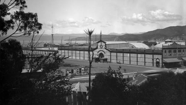 Exhibition Stand Builders New Zealand : Wellington s industrial exhibition a flop in