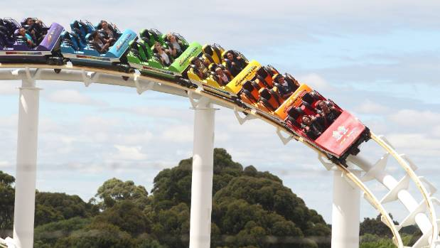 How big is too big theme park riders fear small seats and the walk of shame for Busch gardens height restrictions