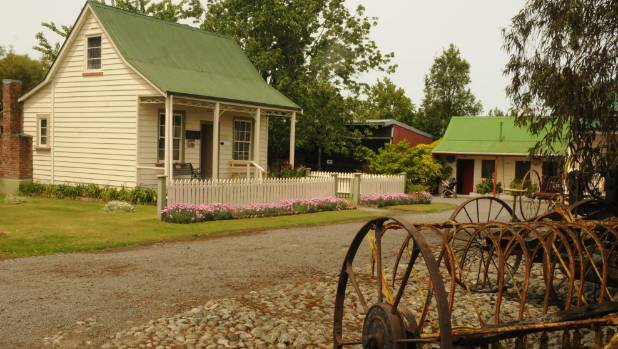 Discover Greytown's rich history at Cobblestones Museum.