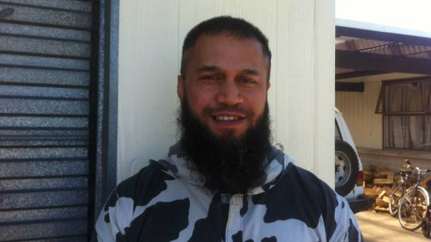 Kiwi Isis supporter Te Amorangi Kireka-Whaanga is said to be an accredited Halal slaughterman. (File photo)