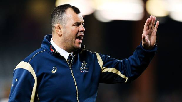 """""""We've taken everything in our stride so far, all the little challenges that have come our way,"""" Cheika said."""