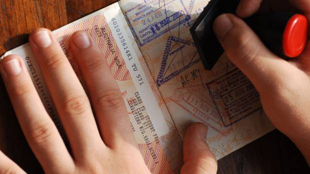 Is it safe to hand your passport over to your hotel while travelling internationally?