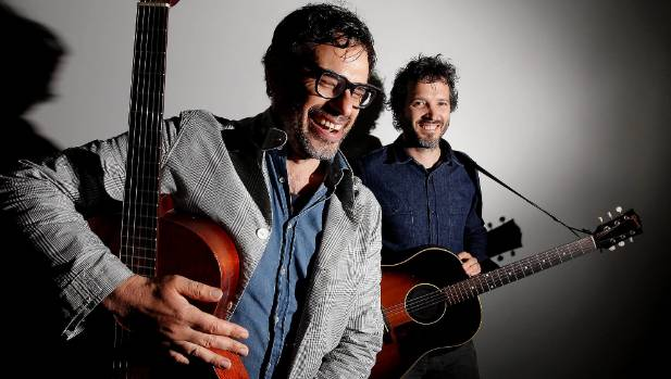 Jemaine Clement has recalled how he and Bret McKenzie decided to start the Flight of the Conchords after realising New ...