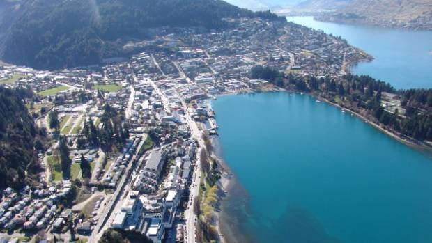 Queenstown has become one of New Zealand's least affordable places to buy a house.